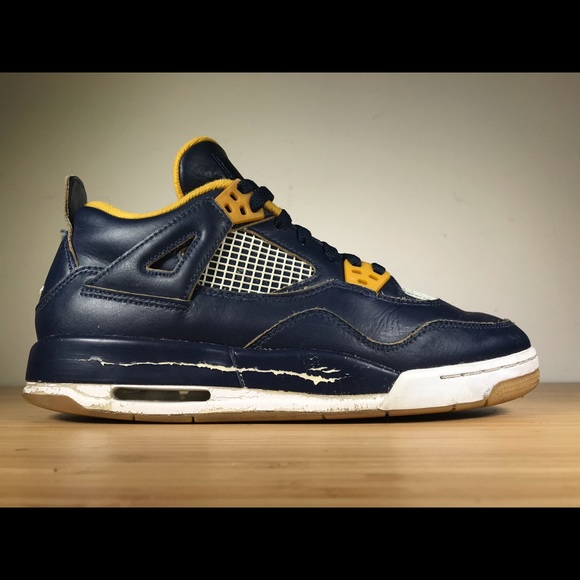quality design f593a 9c9fa Air Jordan 4 Retro GS 'Dunk From Above' Size 7Y